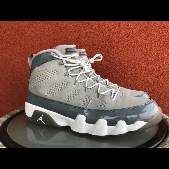 3e528c5be79a Jordan Other - Nike Air Jordan IX 9 Retro COOL GREY 302370-015 13